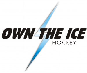 Own The Ice Logo
